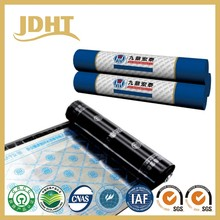JD-223 Self adhesive polymer modified bitumen rolls for construction waterproofing membrane