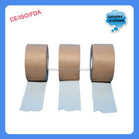 Jiangsu factory Joint therapy easy tear cotton Sports rigid strapping tape