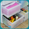 Folding easy to transport plastic magic drawer