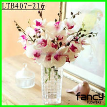 Single stem flower for sale artificial fake mini orchids