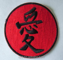 Hot design cheap army jacket custom embroidery military patches