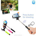 Aluminum Material and monopod Type wireless monopod tripod mount for iphone