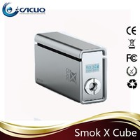 65W SMOK XCube BT50 VW Bluetooth Box Mod with Program Updating and Bug Fixing Function
