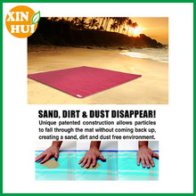 wholesale plastic New design Product Fashion sandless beach mat