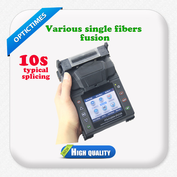 Best Selling Low Price mini FTTH Fiber Optic Fusion Splicer