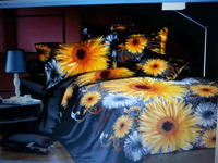100%polyester 110gsm fabric 3d dsiprese good quality BED SHEET FABRIC