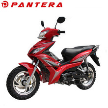 High Quality 4-Stroke Super Speed 125cc Motorbike Moped