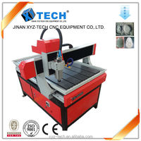 wood carving cutting cnc router for guitar making 4 axis 3d mini used portable 6090 cnc router machine