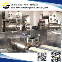 Automatic Instant Rice Noodle Production Line/Industrial Instant Rce Noodle Machine