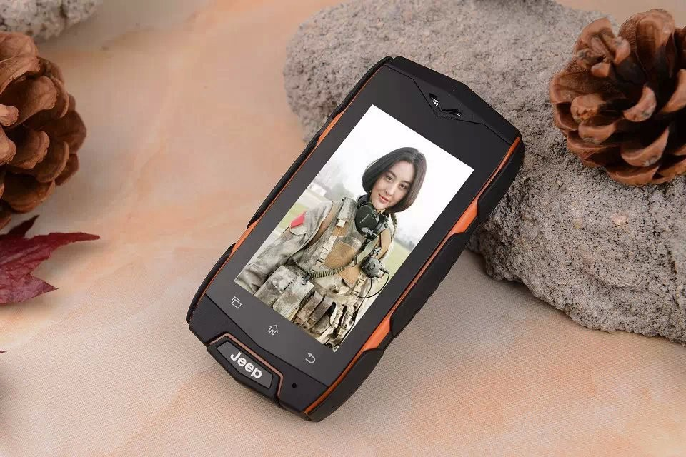 2.4 inch Android 4.3 Bluetooth Discovery V10 mini waterproof smartphone worlds smallest mobile phone