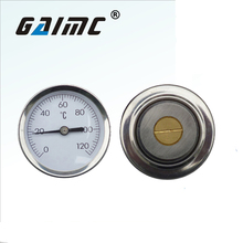 Food Grade Dial BBQ Meat Bimetal Thermometer