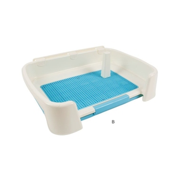 Low MOQ Square Corner Self Cleaning Litter Box Cats