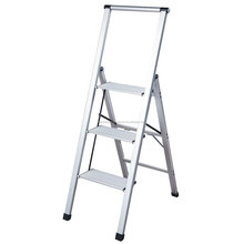 Anodized Aluminum 3 Step Ladder Original Step Stool