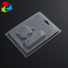 Plastic Usb Clamshell Blister Packaging With Insert Printed Cards