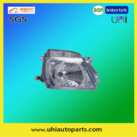 car body parts---head lamp for urvan 08