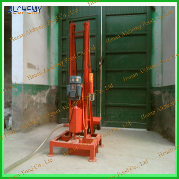 Small water well drilling rig bing images
