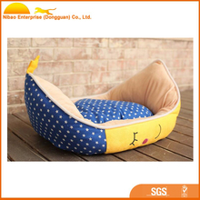 2017 fashion lovely moon sofa princess dog bed for pet