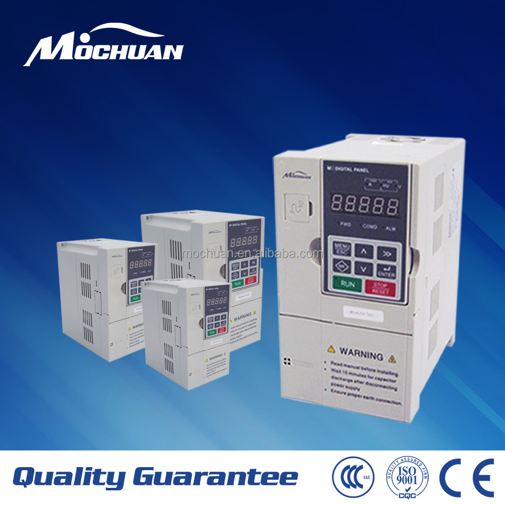 Inverter generator frequency inverter 110 KW single phase to three phase 400hz ac drives
