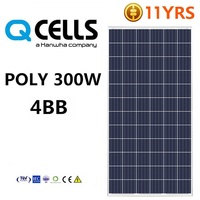 Solar Panel Manufacturers from China wholesale tier one brands solar panel 300w 310watt 320W soalr panel Q cell solar