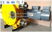High density fluids industrial pump