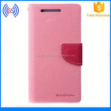 mercury leather flip cover case for samsung galaxy grand prime