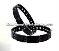 2013 unisex neodymium magnetic bracelet and necklaces, 99.999% germanium