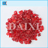China wholesale 9-12mm crushed red fire pit glass