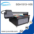 3D effect printing embossing UV printer Ricoh GH2220 heads