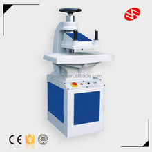 Hydraulic leather die cutting press machine