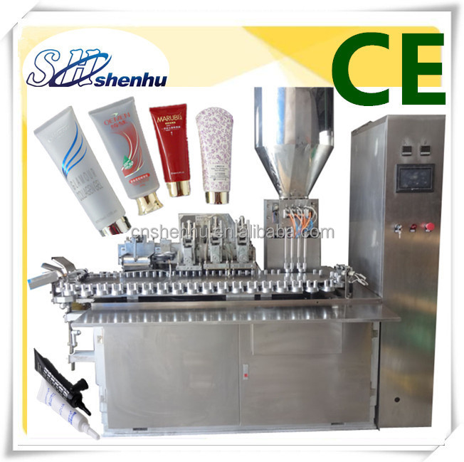 china supplier pharmaceutical ointment tubes fill and seal machine for sale