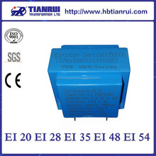 TRPE series encapsulated transformer 220v 12v 24v transformer 220v 12v power transformer