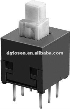 push button switch for toys PB-22E06
