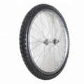 20 Inch Solid PU Tire For 3 Wheel Car