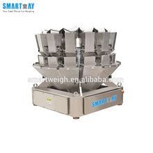 Manufacturer Supply 10 Head Candy Multihead Weigher