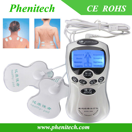 High-end Portable digital laser tense therapy machine
