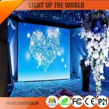 p4 smd led display indoor/led display modules/ Soft led video curtain