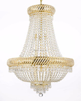 Zhongshan hot sale design vintage chandelier lighting