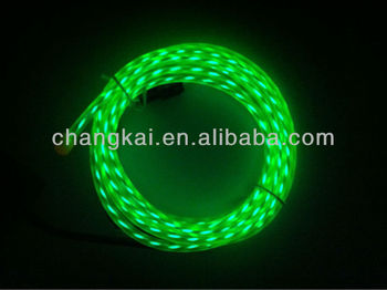 2015 new arrival high brightness EL chasing wire