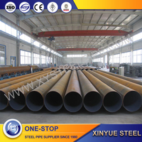 apl 5l spiral welded steel pipe for water gas and oil transport erw steel pipe for api5l