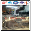 4.2 MW coal fired hot water boiler heating 36000 square meter