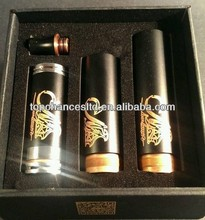 2014 Hot selling Red Copper infinite stingray mod Mechanical 22mm