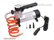 DC 12v electric mini tire inflator