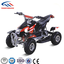 Popular model mini quad atv for kids 4 wheelers 50cc automatic gear ATV-049T withCE