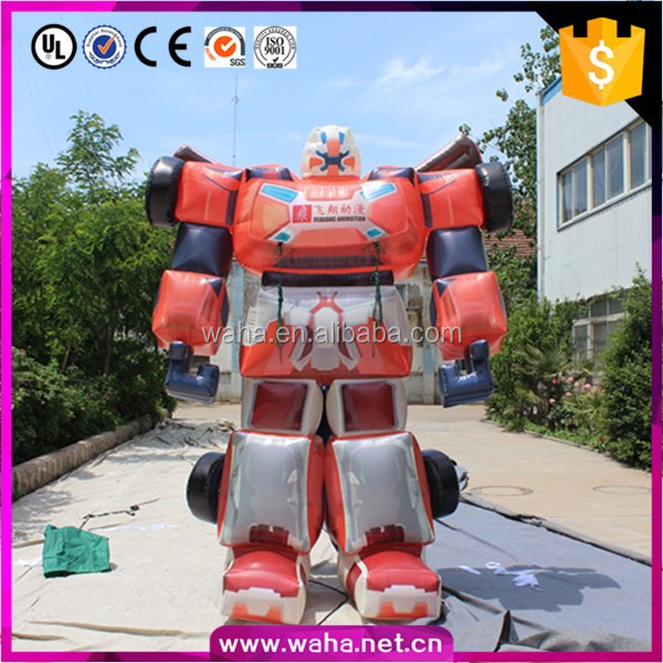 2016 amazing indoor outdoor advertising giant inflatable robot sex doll for sale