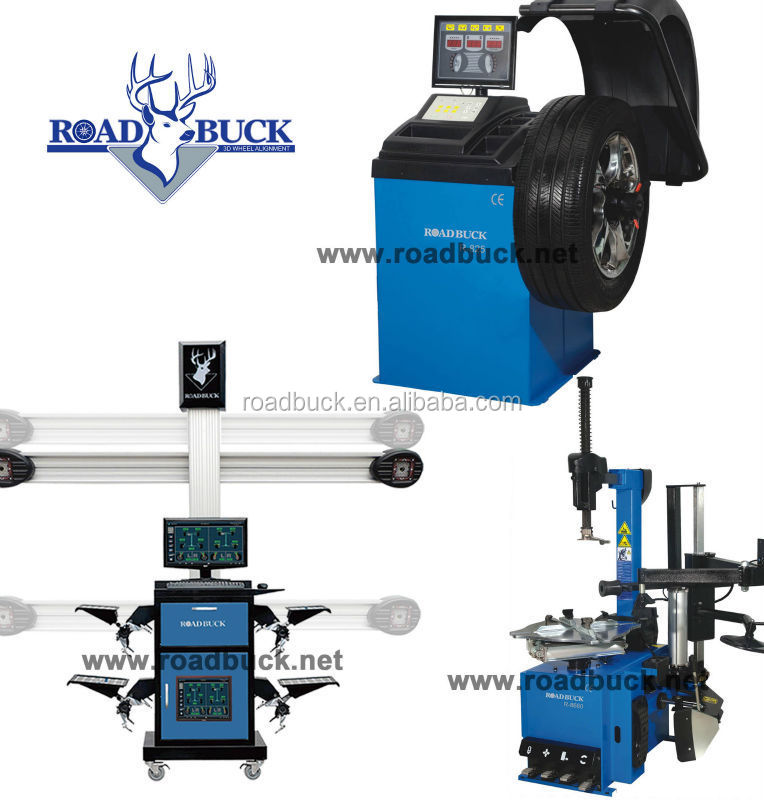 Competative price of Un Used Wheel Alignment Machine