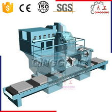 Environmental Concrete Paving Block Shot Blasting Machine with ISO 9001 Certification