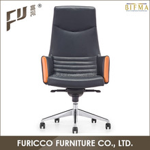 Luxury Genuine Leather Office Furniture Adjustable Beauty Computer Gaming Chair