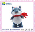 Christmas Plush Walking Repeat Talking Hamster Toy