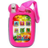 Smart touch screen phone toy for kids