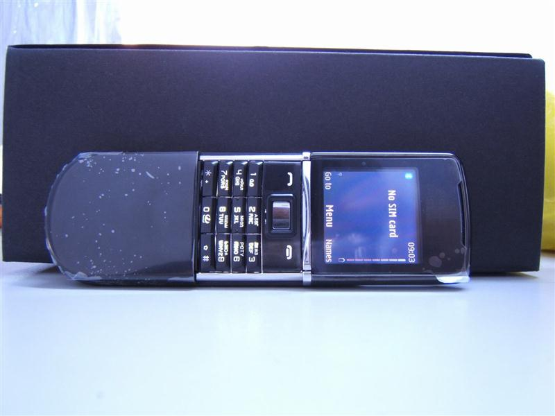 Hot sale original mobile phone 8800 sirocco in mobile phone 8800 sirocco gold